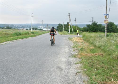 Велопокатушка Днепропетровск — Старые Кодаки