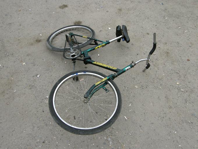 Велосипед Дениса