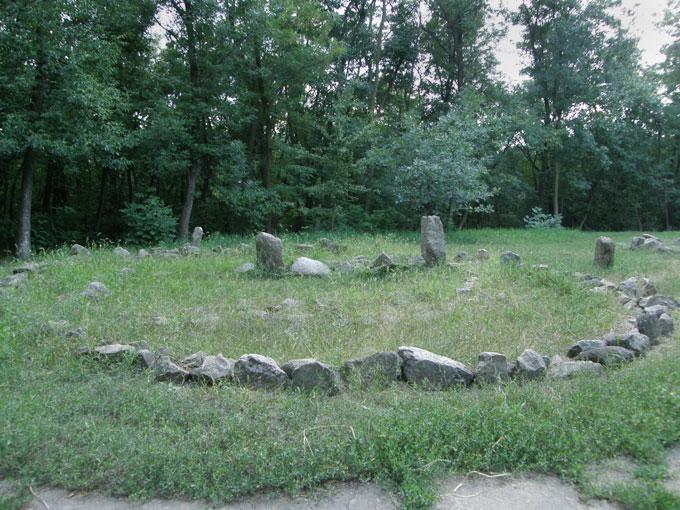 Древнее святилище